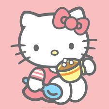 Hello Kitty Day - Hello Kitty aka Kitty White