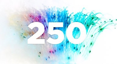 We are celebrating our 250th blog post!